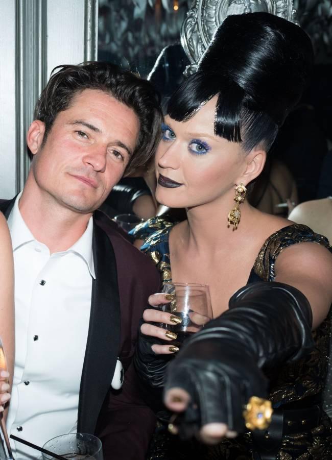 Орландо Блум и Селена Гомес провели вместе ночь в клубе