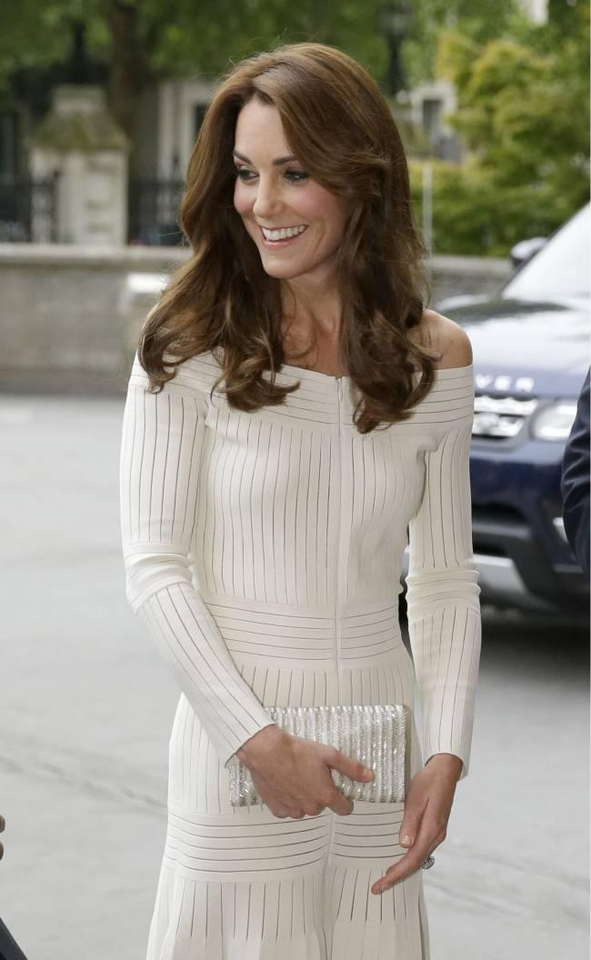 Кейт Миддлтон признана самой стильной британкой