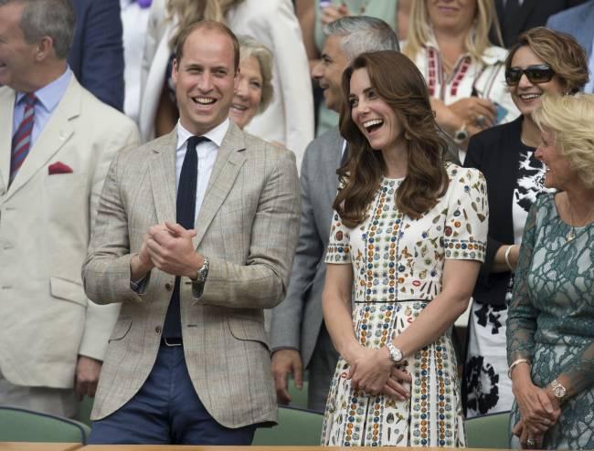 Принц Уильям и герцогиня Кэтрин прокомментировали новость о свадьбе Пиппы Миддлтон