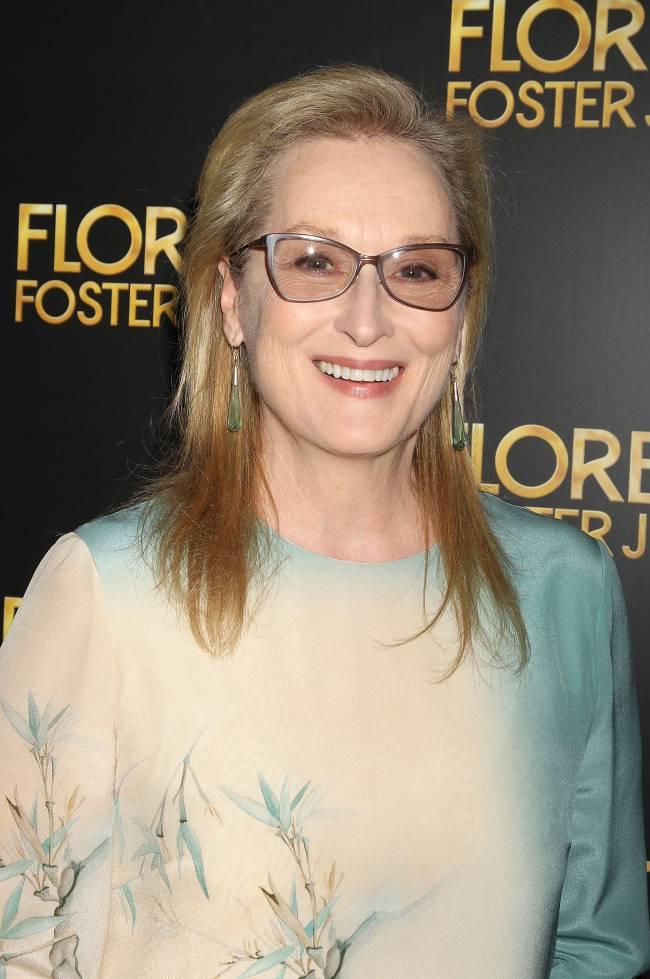 Настоящая леди: Мэрил Стрип покорила публику элегантным нарядом на кинопреьмере