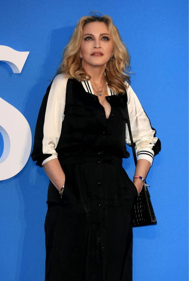 Мадонна признана женщиной года