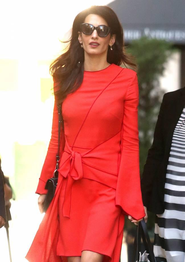 Амаль Клуни рассказала о женщинах, которые ее восхищают