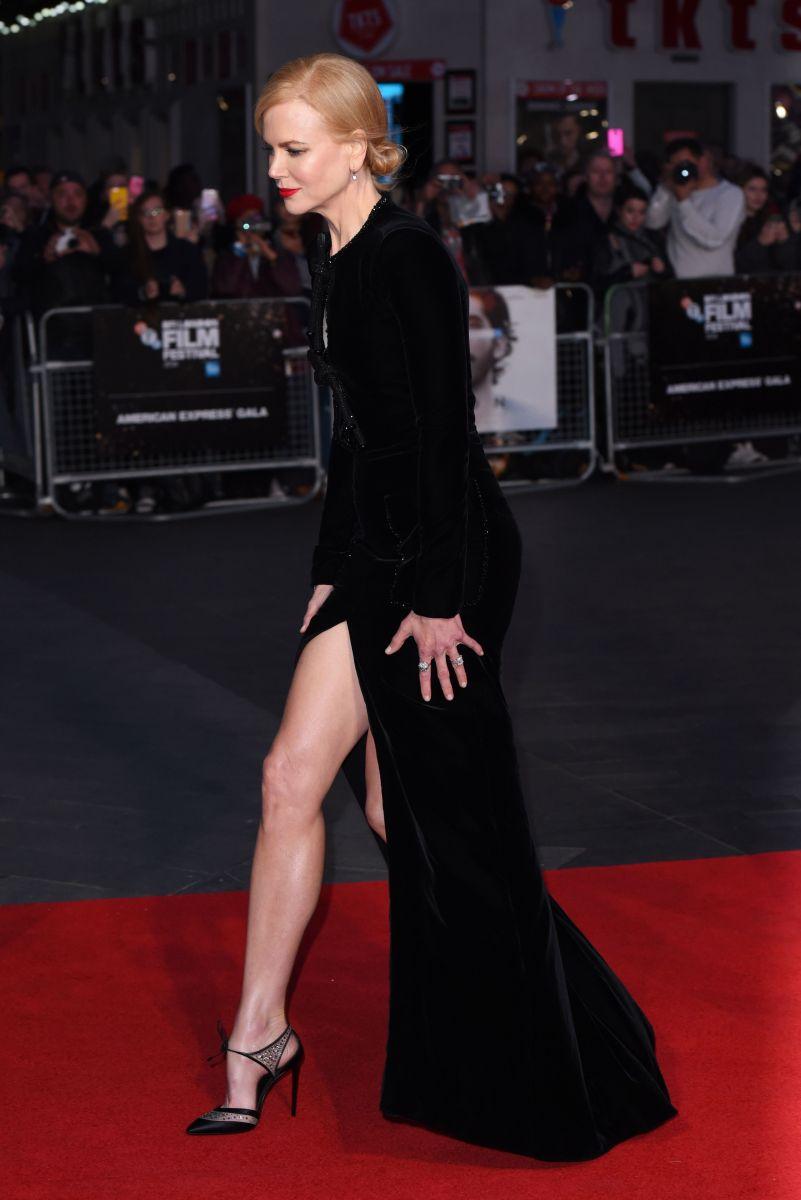 Николь Кидман блистает на фестивале в Лондоне