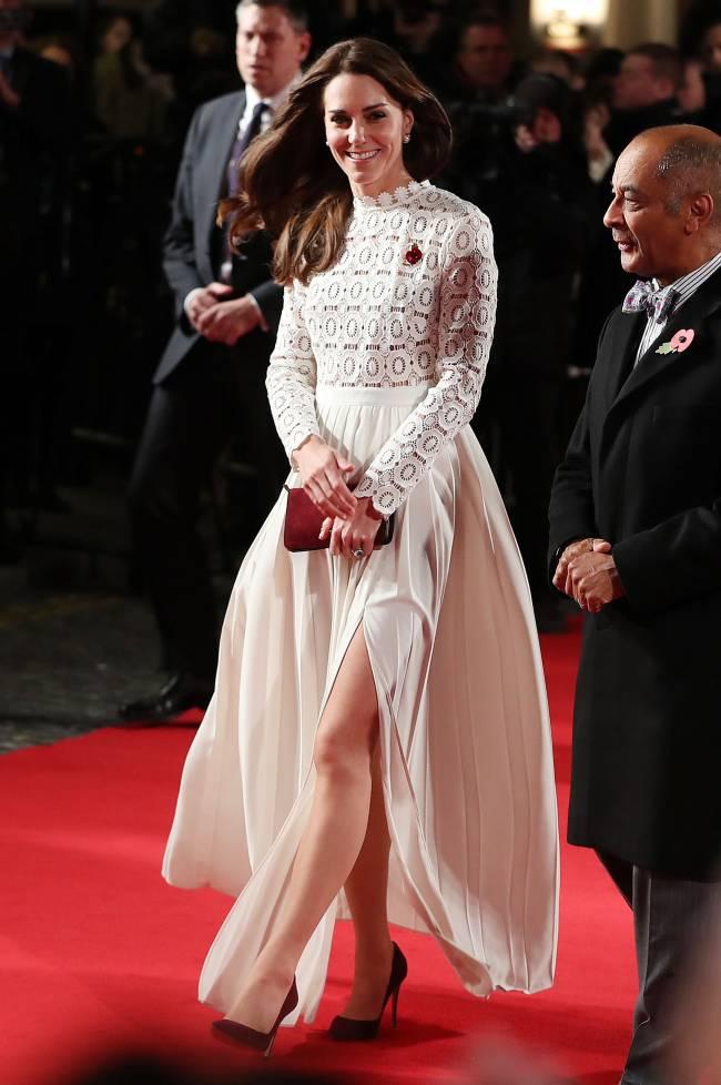 Организаторы BAFTA боятся появления Кейт Миддлтон на красной дорожке: она затмит всех актрис
