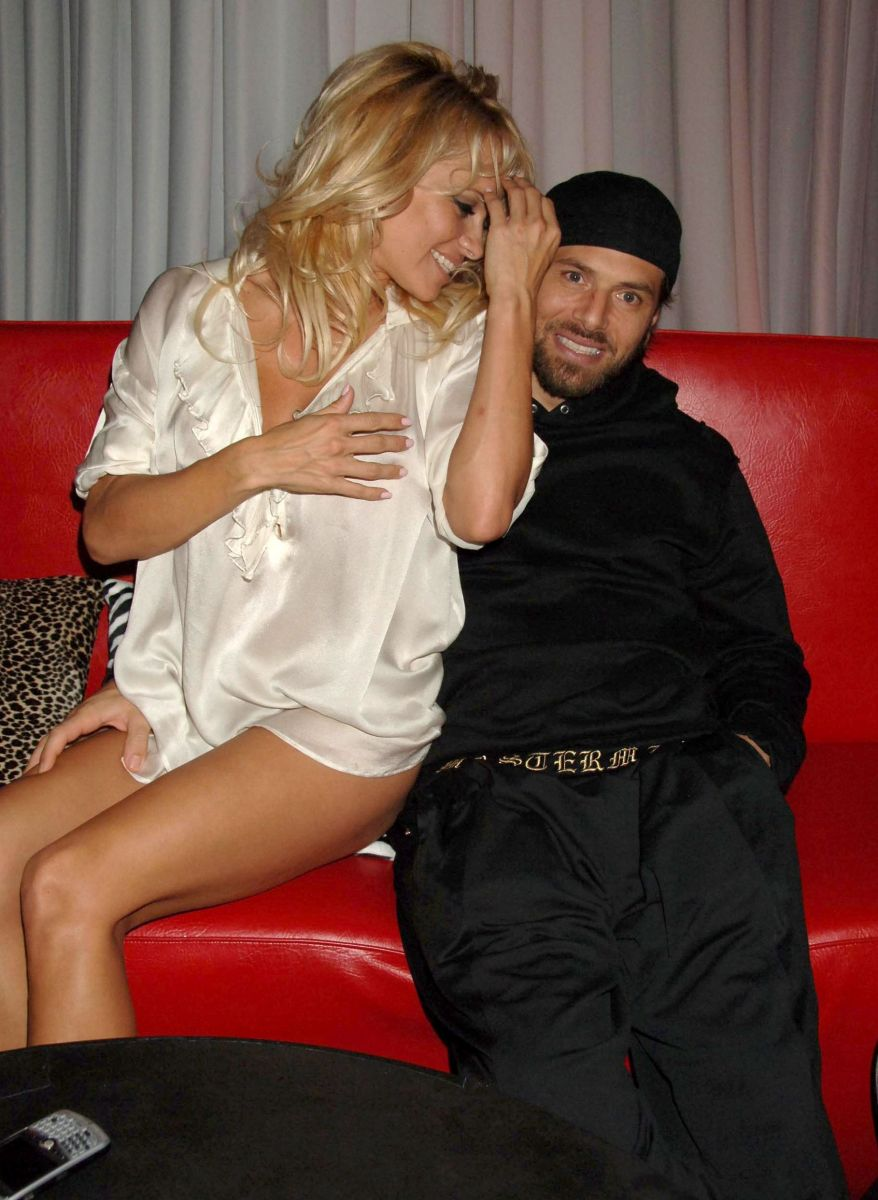 Памела и Рик
