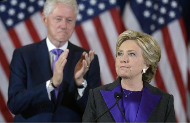 """Хиллари Клинтон о поражении на выборах: """"Я хотела больше никогда не выходить из дома"""""""