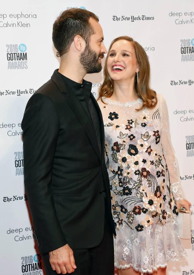Натали Портман во второй раз стала мамой
