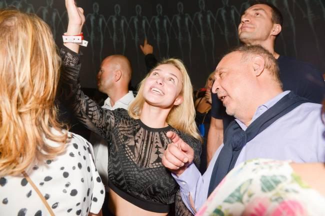 На радость поклонников: Владимир Кличко и Хайден Панеттьери появились на публике вместе