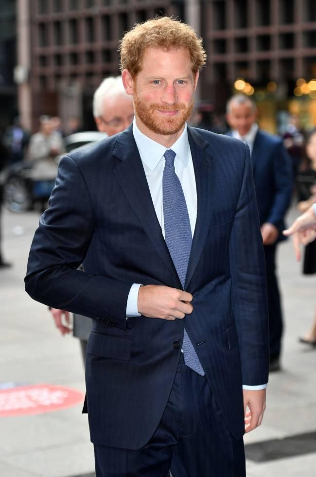 Все серьезно: принц Гарри познакомился с отцом своей возлюбленной Меган Маркл