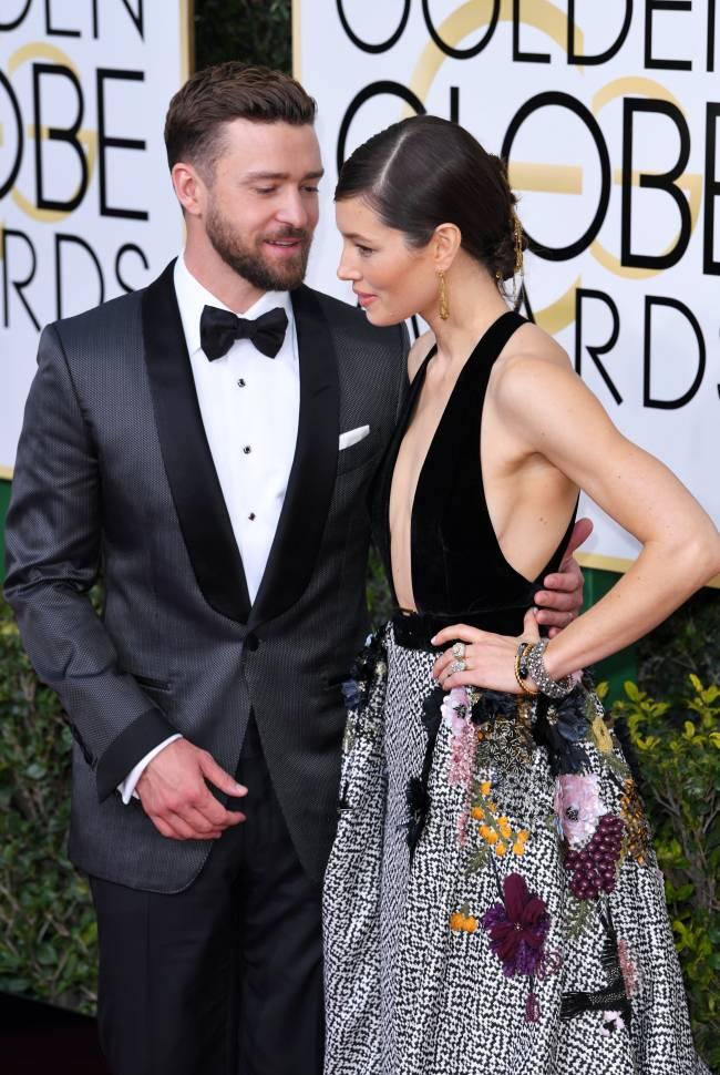 """Джессика Бил о браке с Джастином Тимберлейком: """"Босс в наших отношениях - я"""""""