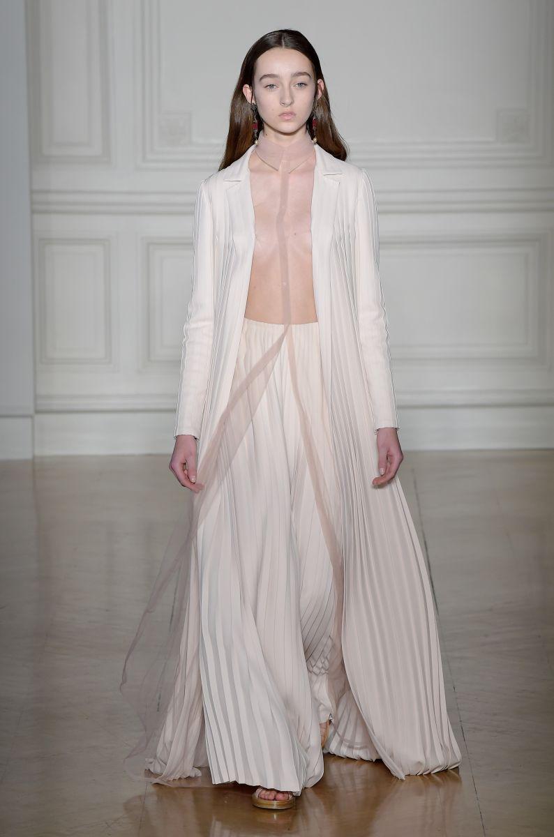 Пьерпаоло Пиччоли представил в Париже сольную коллекцию Valentino