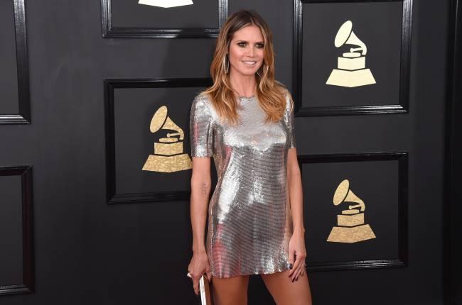 Она забыла надеть юбку: Хайди Клум обескуражила поклонников своим сверхкоротким платьем