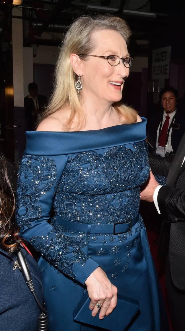 """Кто победил Chanel: платье Мерил Стрип на """"Оскаре-2017"""" стало самым обсуждаемым"""
