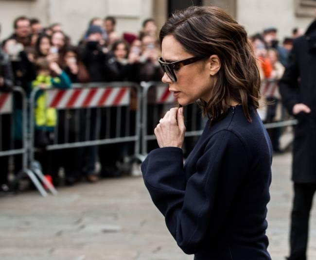 Тайна раскрыта: почему Виктория Бекхэм никогда не улыбается на публике