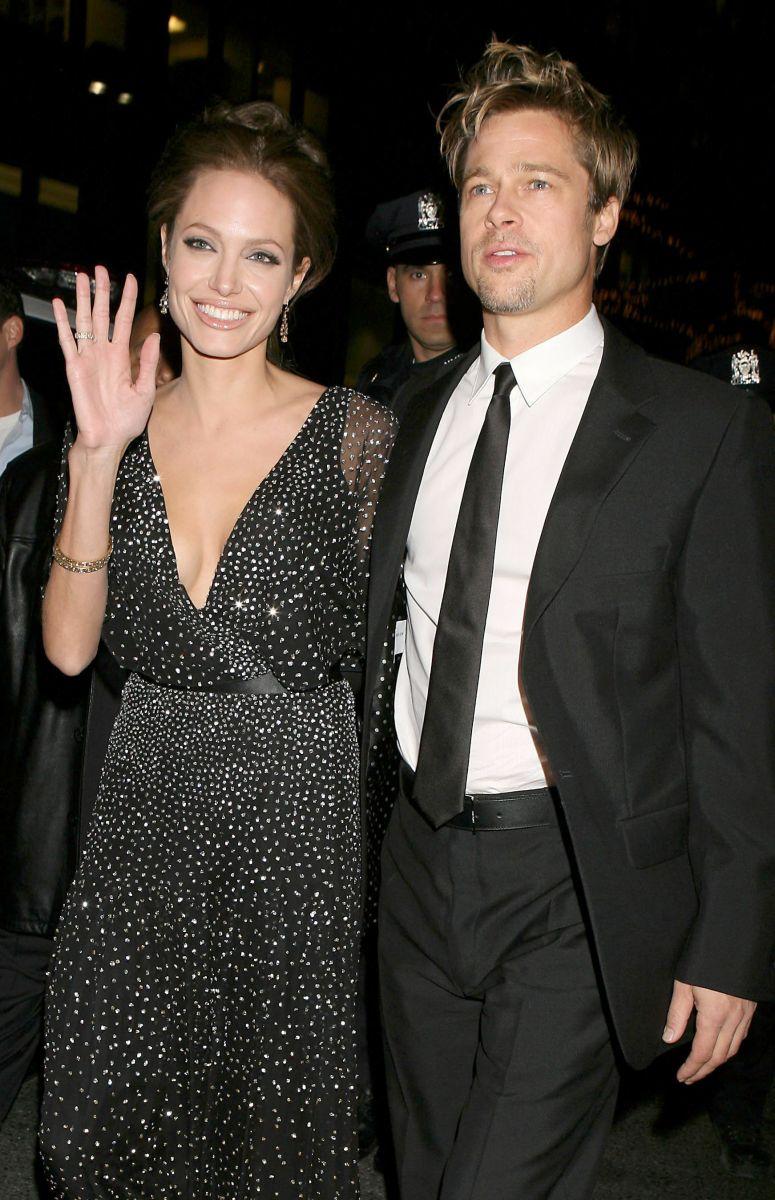 Не Джоли единой: все любимые женщины Брэда Питта