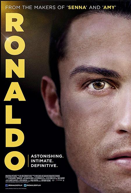 Легенда футбола: про Криштиану Роналду сняли документальный фильм