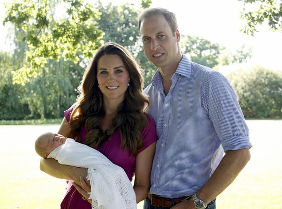 Принц Уильям с Кейт Миддлтон