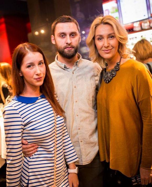 Снежана Егорова, Стася с мужем Ярославом