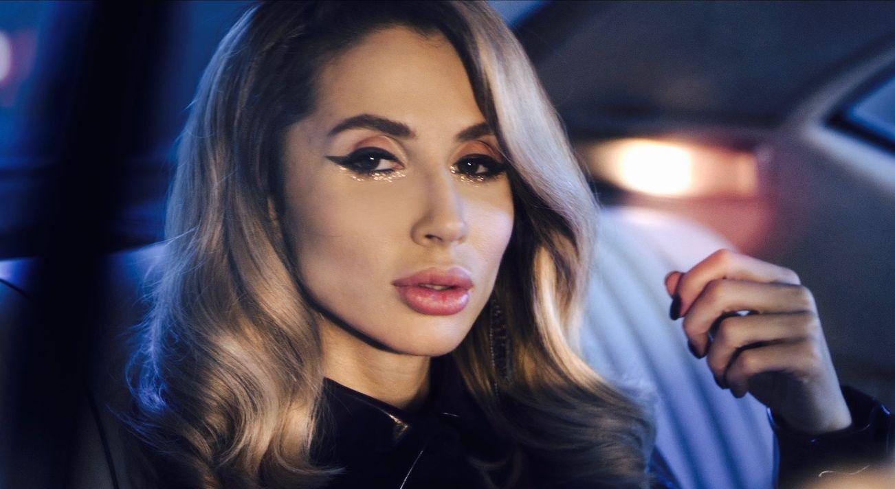 Loboda в латексе и кружевном белье снялась в новом видео