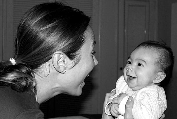 Стейси Киблер опубликовала первое фото маленькой дочки
