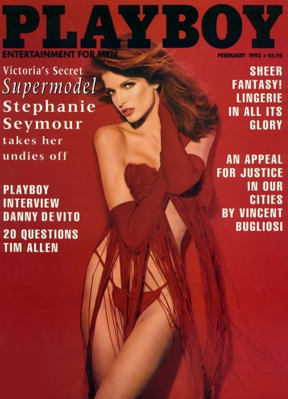 Стефани Сеймур Playboy February 1993