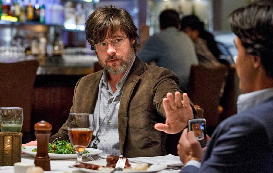 Брэд Питт снова в шаге от Оскара