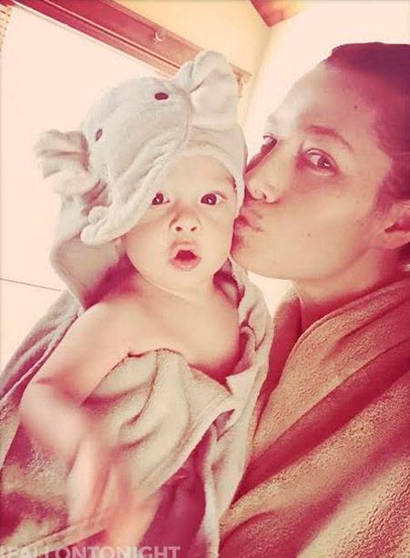 Джастин Тимберлейк показал фото подросшего сына