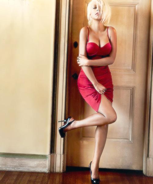 Кристина Агилера фото
