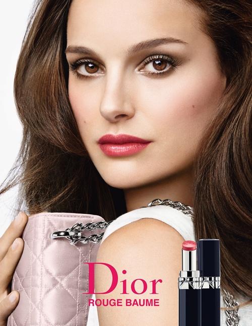 Натали Портман блистает в рекламе Dior
