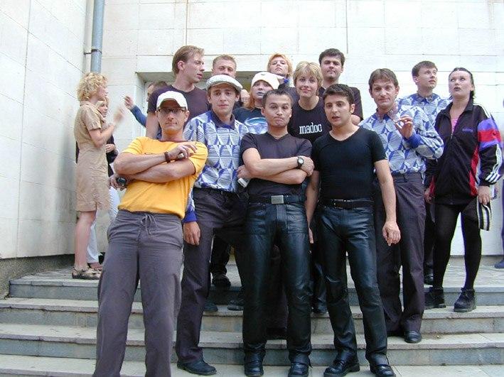 """Как молоды мы были: в сети появились раритетные снимки """"Квартала 95"""""""