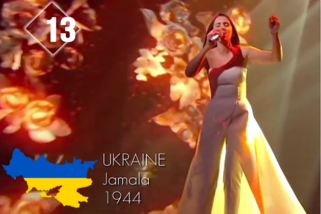 """На """"Евровидении-2016"""" Украине «отдали» Кубань и Крым"""