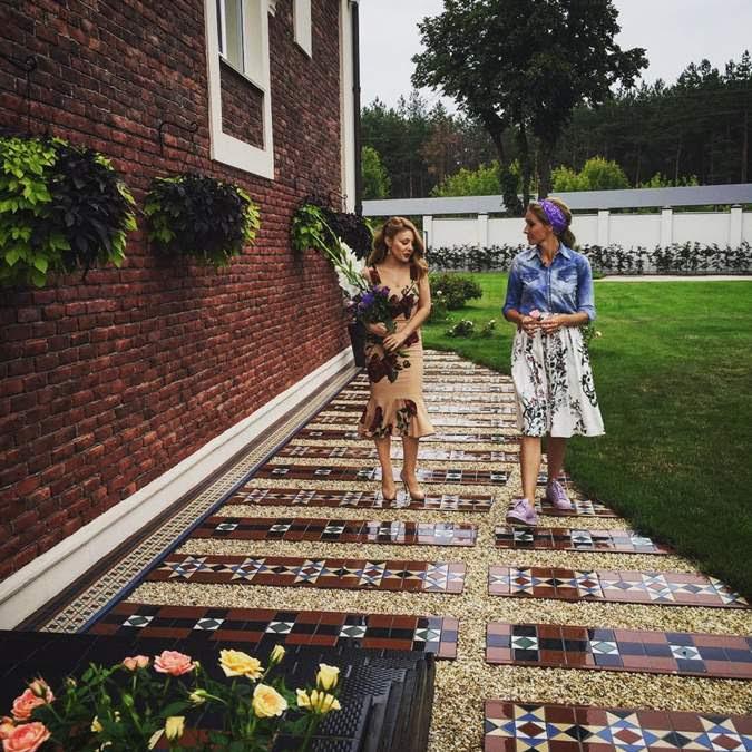 В гостях у Тины Кароль: певица показала свой дом под Киевом