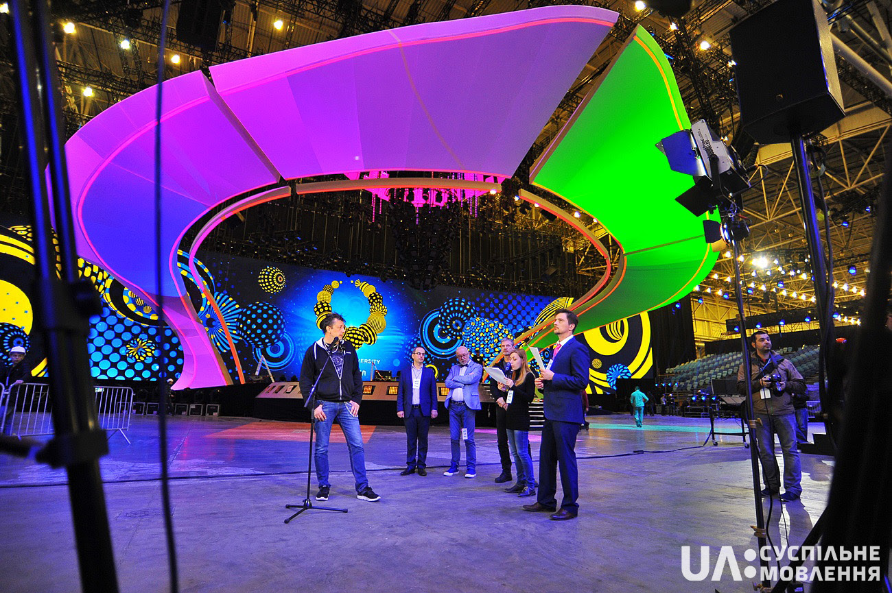 Организаторы Евровидения-2017 продали 2000 билетов на несуществующие места