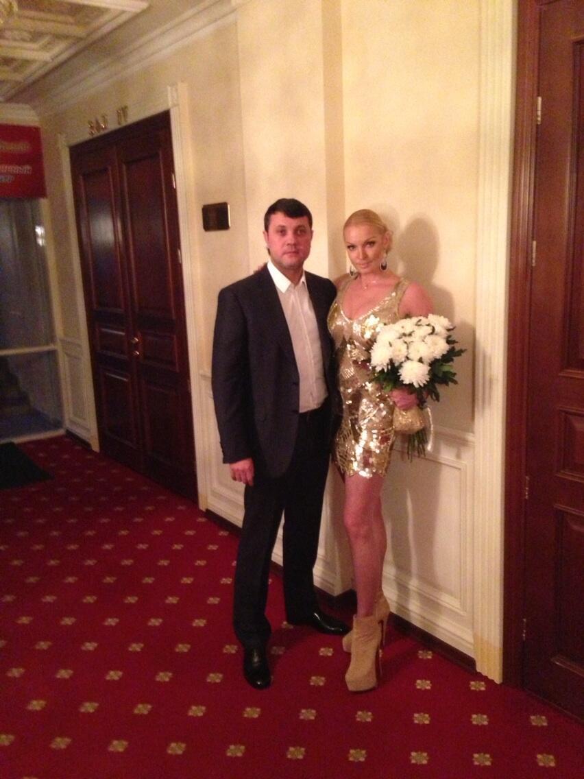 Бахтияр Салимов впервые рассказал о романе с Анастасией Волочковой