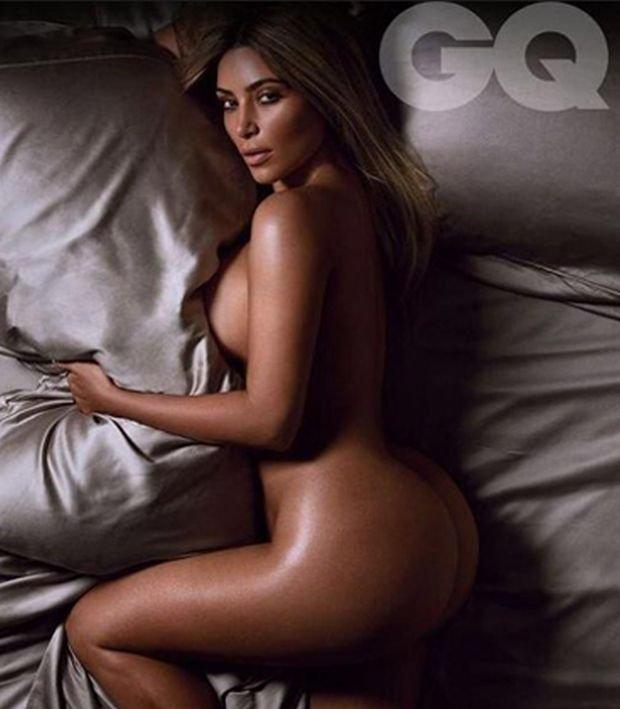 """Канье Уэст об откровенных снимках Ким Кардашьян: """"Мне нравится видеть ее голой"""""""