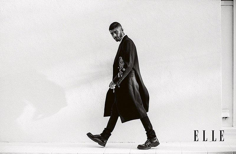 Бойфренд Джиджи Хадид снялся в стильной фотосессии для глянца