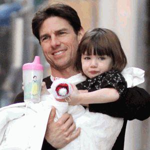 Гардероб дочери Тома Круза стоит 3 млн долларов