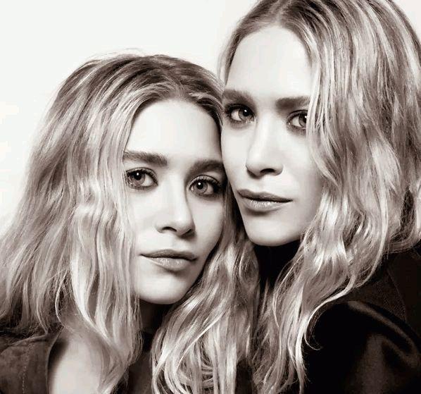 Мэри-Кейт и Эшли Олсен новое
