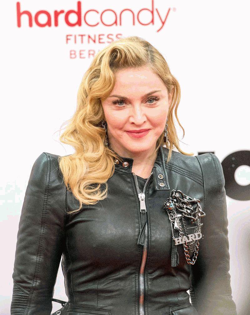 Мадонна новое 5