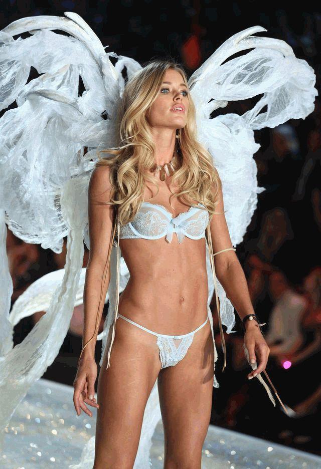 Ангелы Victorias Secret шоу 2013