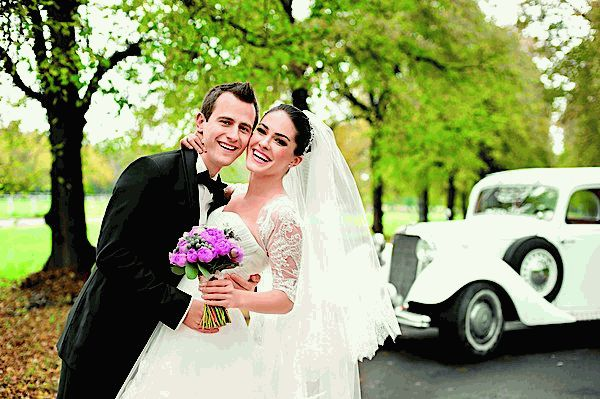 Маша Собко свадьба