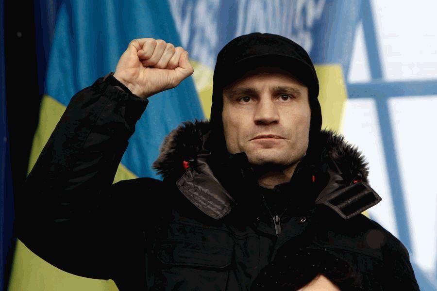Виталий Кличко 1