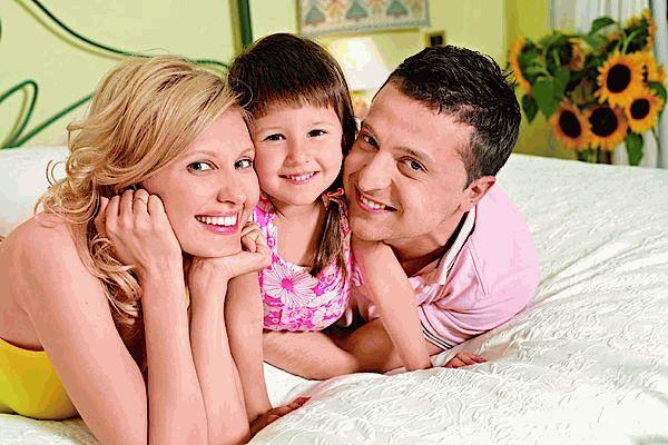 Владимир Зеленский семья