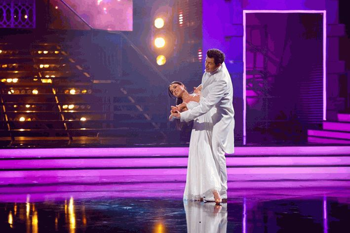 Андрей Джеджула и его девушка Инна