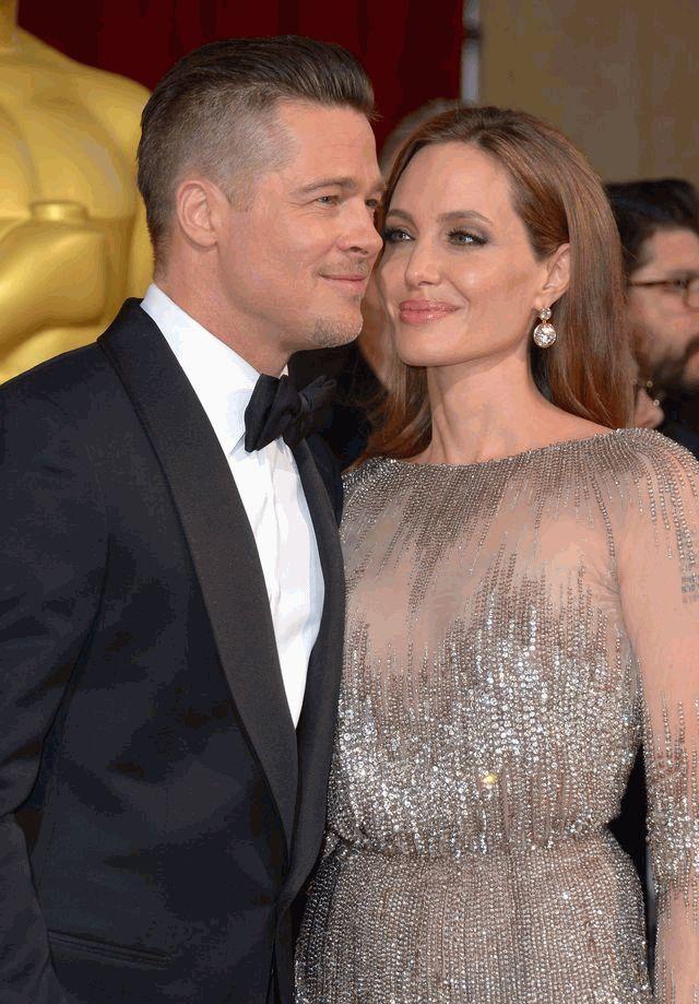 Анджелина Джоли и Питт 2