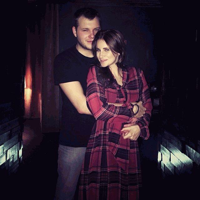 Сергей Бондарчук и его жена Тата