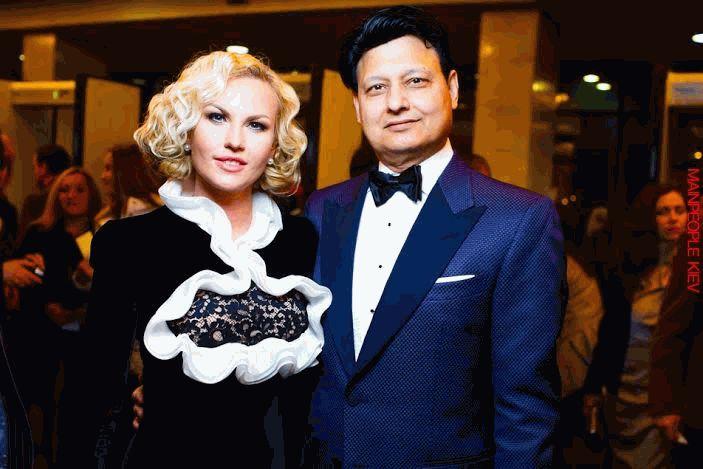 Камалия и муж