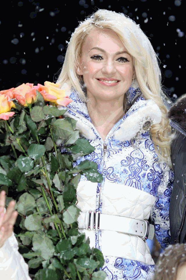 Яна Рудковская новая