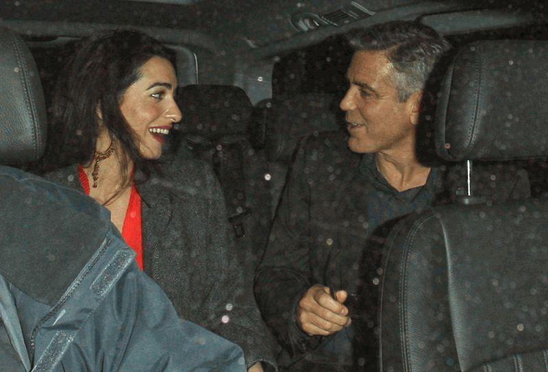 Джордж Клуни новое