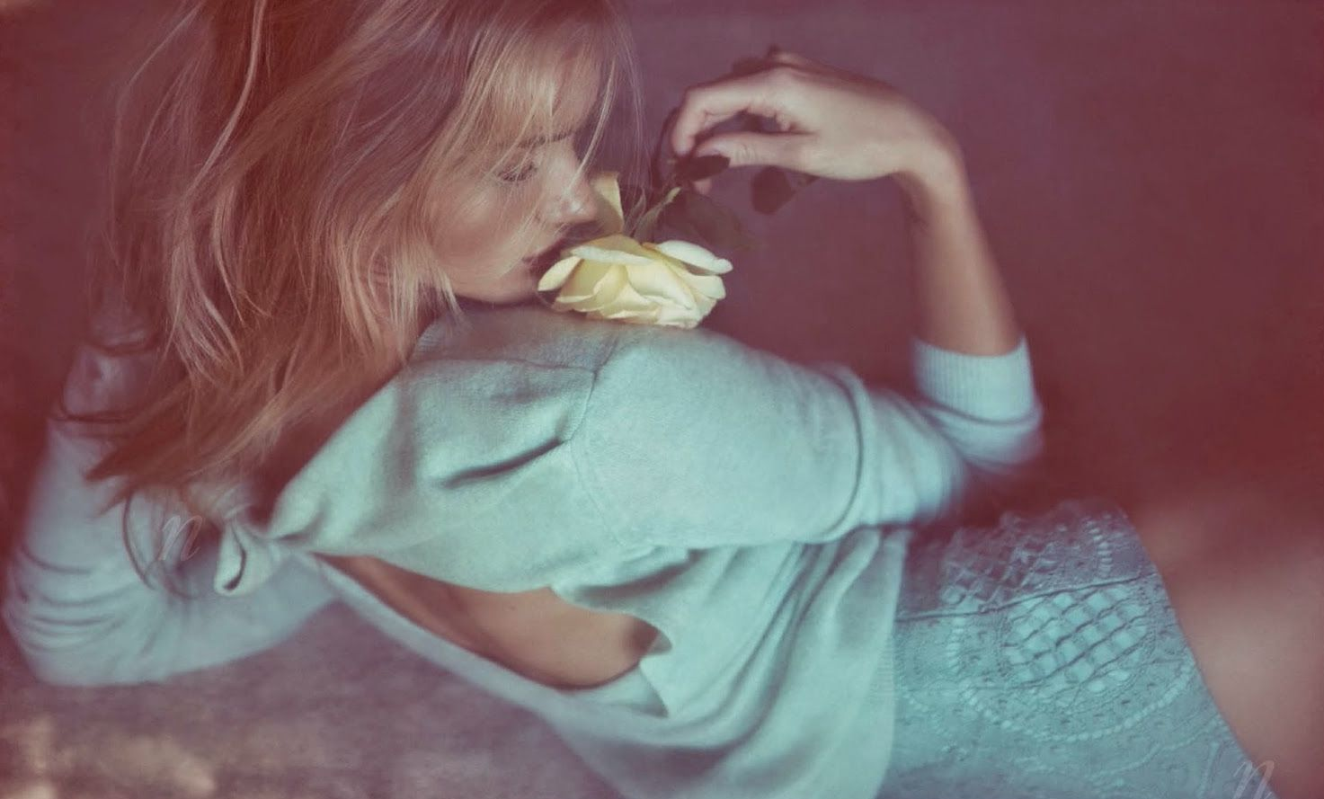 Роузи Хантингтон-Уайтли новое
